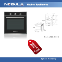 NEBULA 65L 9-FUNCTION OVEN *NEW* 2YR WTY!