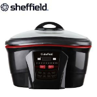 SHEFFIELD 8 IN 1 DIGITAL COOKING MASTER