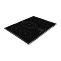 WHIRLPOOL 90CM ZONELESS INDUCTION HOB (DISPLAY)