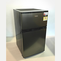 IMPRASIO 89L INOX FRIDGE-FREEZER *NEW*