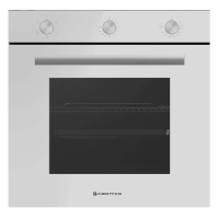 PARMCO 70L 5-FUNCTION WHITE OVEN *NEW*