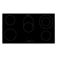 PARMCO 900MM FRAMELESS TOUCH CONTROL CERAMIC HOB