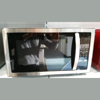 NEBULA 25L S/S MICROWAVE *NEW* WHAT A DEAL!