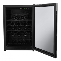 MIDEA 130L WINE FRIDGE W/BOTTLE HOLDERS *NEW*