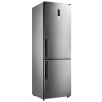 MIDEA 308L S/S FRIDGE-FREEZER *NEW*