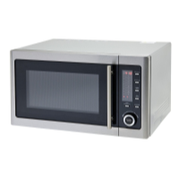 SHEFFIELD 25L S/S MICROWAVE W/GRILL *NEW*