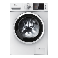 MIDEA 7.5KG F/L WASHING MACHINE *NEW* 2YR WTY!