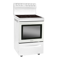 PARMCO 60CM WHITE ELECTRIC STOVE *NEW*